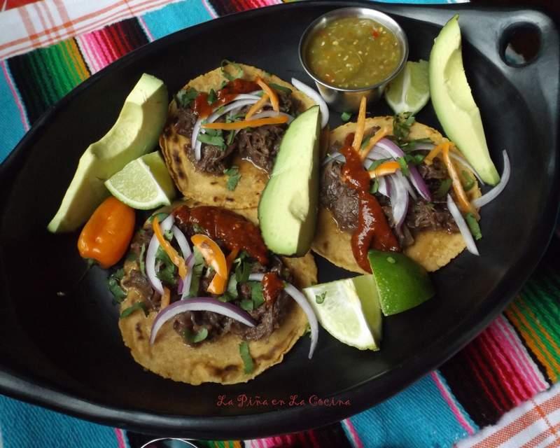 Rumba Beef Cheek Tacos Recipe