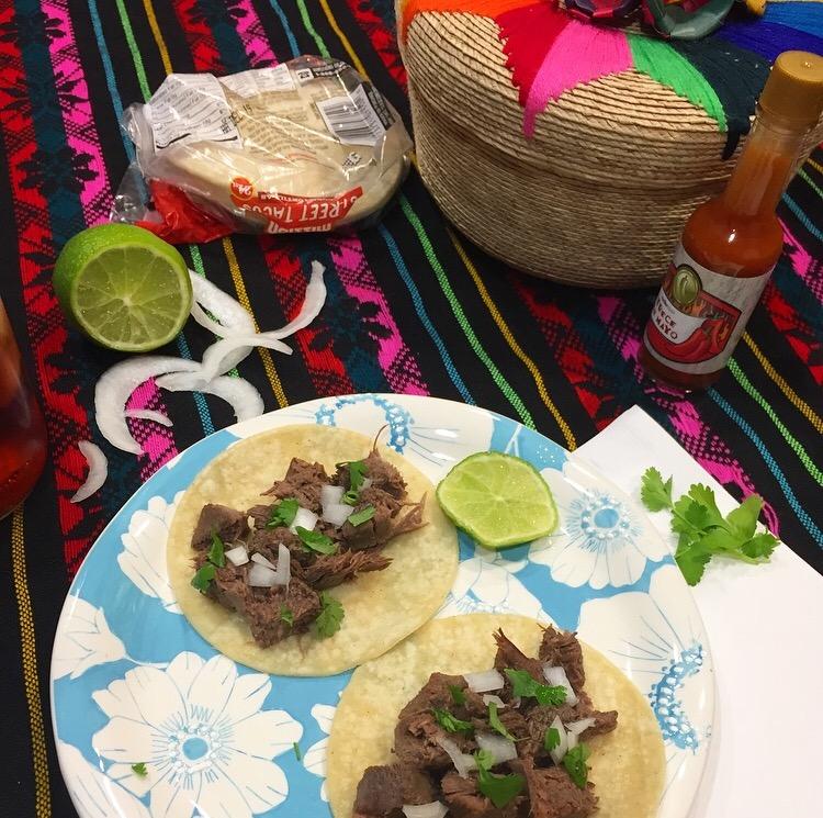 Beef Tongue Tacos Recipe