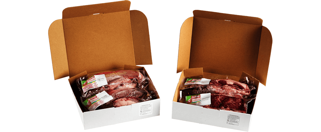 Rumba Meats Barbacoa 2 boxes